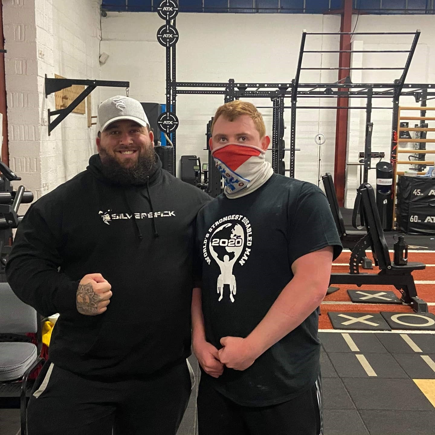 Student strongman ends fundraising challenge on a high, taking fourth place at the 'World's Strongest Disabled Man 2020' competition