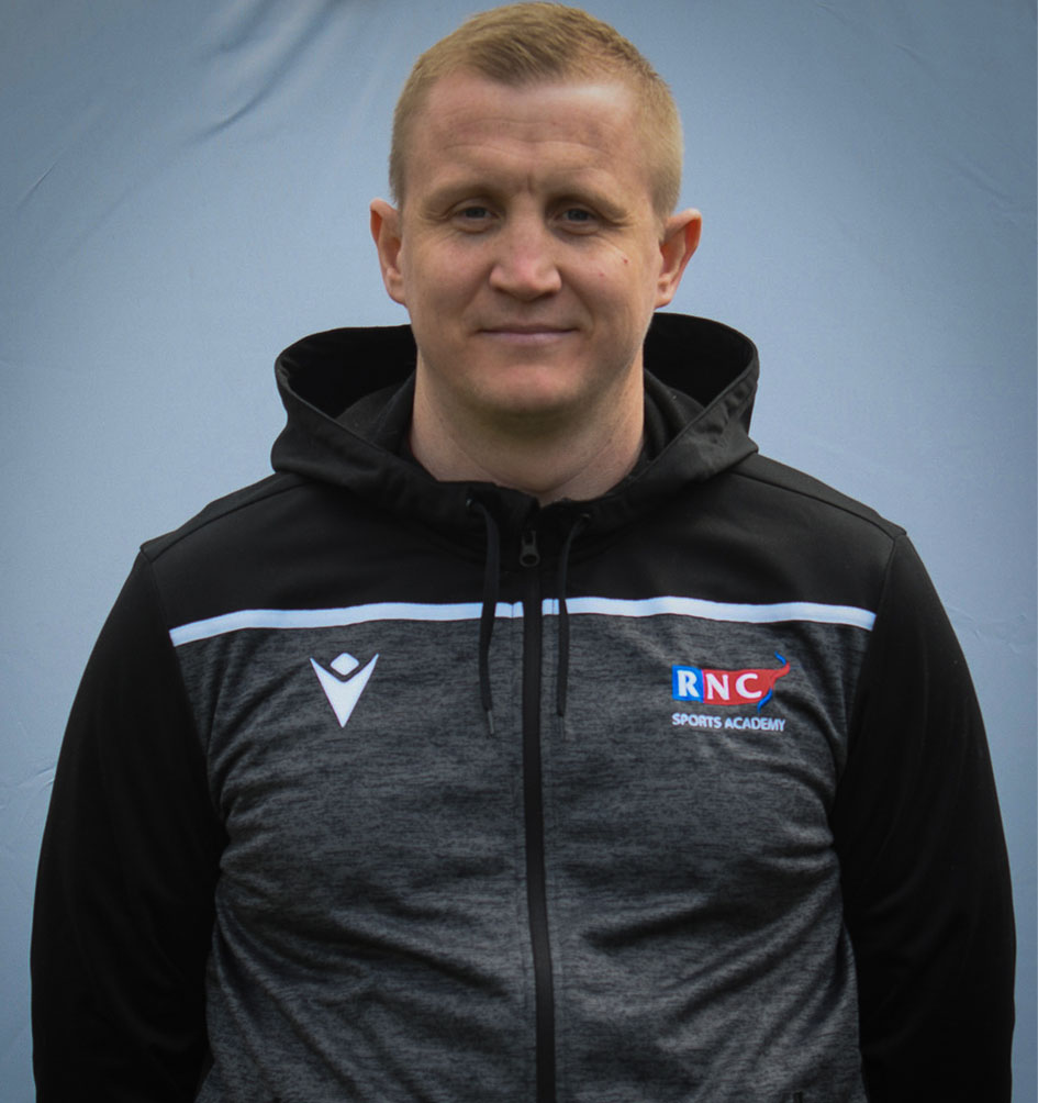 Head of Sport selected for UK Sport's new high performance coaching programme