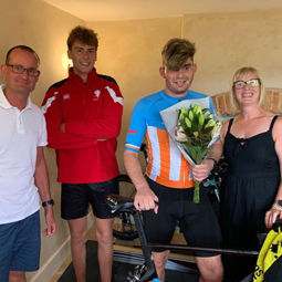 Team RNC Cyclists Complete Epic RideLondon Challenge